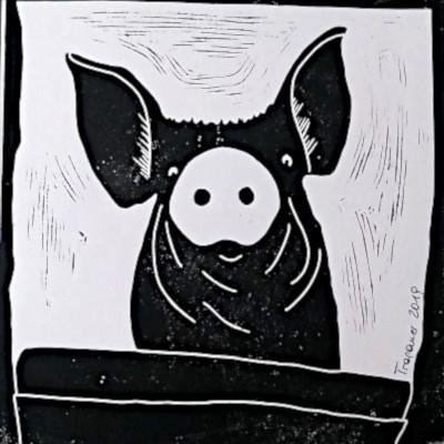 Schweinchen Glück 2020