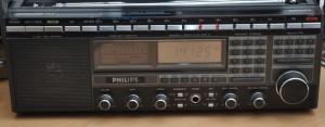Alter Weltempfänger Philips D2999 PLL